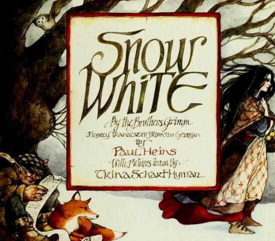 Image result for original snow white story