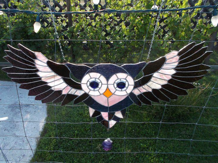 https://flic.kr/p/wKZ9ij   stained glass owl   stained glass owl