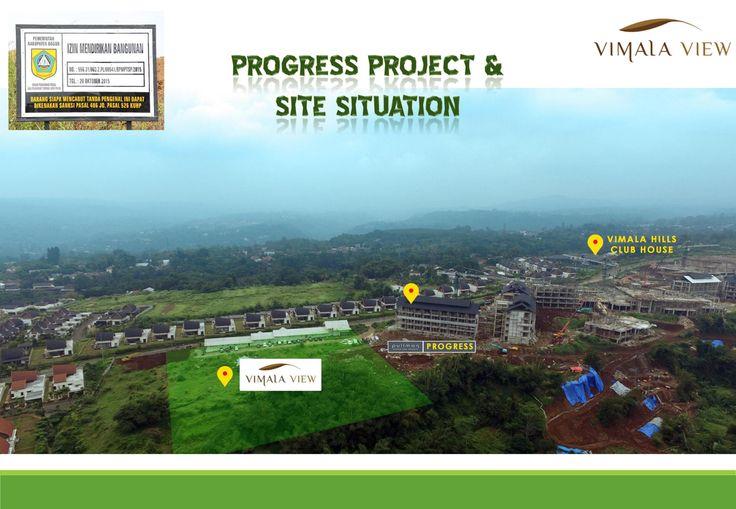Vimala Hills Condominium site location.