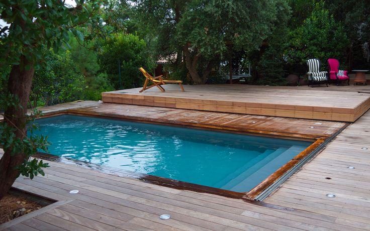 1000 images about piscine on pinterest decking pool. Black Bedroom Furniture Sets. Home Design Ideas