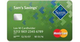 Sam's Club Credit