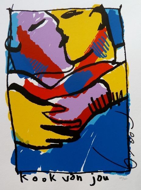 Catawiki online auction house: Herman Brood