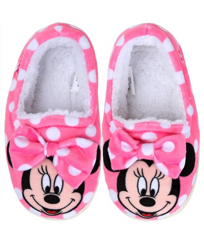 Slippers for Girls Minnie Mouse Warm