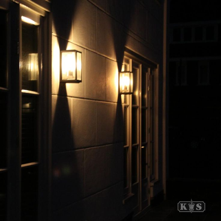 KS   Buitenverlichting   muurlamp   Klassiek trendy   Buitenlamp 't Gooi L