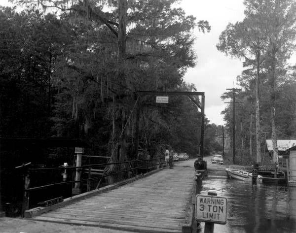 Sharpe's Ferry bridge, Marion County, FL