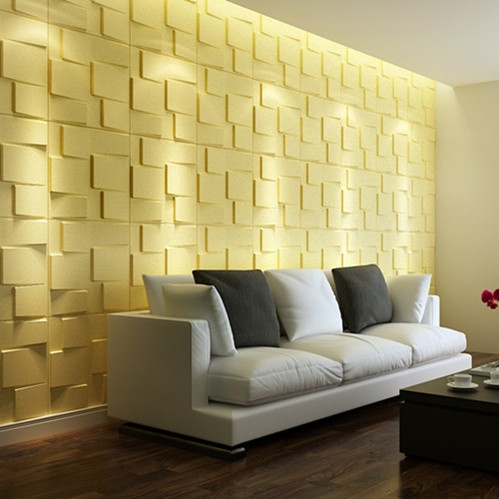 8 best Paneles 3D images on Pinterest | 3d wall panels, Spaces and ...