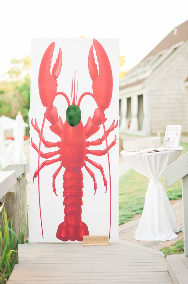 Photo fun: http://www.stylemepretty.com/2015/06/23/nautical-details-for-your-summer-wedding/