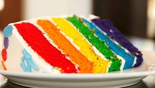 Rainbow Cake, Anyone? - Urban's Note by Urbanesia