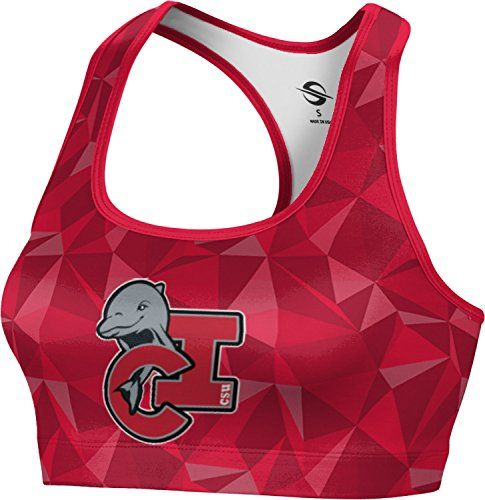 ProSphere Womens California State University Channel Islands Maya Bra XXL >>> Visit the image link more details.