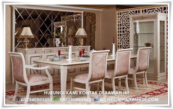 Set Meja Makan Minimalis Mewah Artemis Terbaru – menyajikan motif minimalis namun mewah dengan nuansa lebih segar untuk memenuhi kebutuhan interior ruang makan rumah anda.