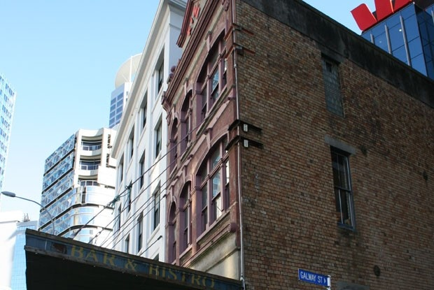 Old Kiwi Tavern building, Britomart