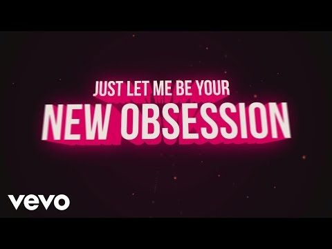 FRANKIE - New Obsession (Lyric Video) - YouTube