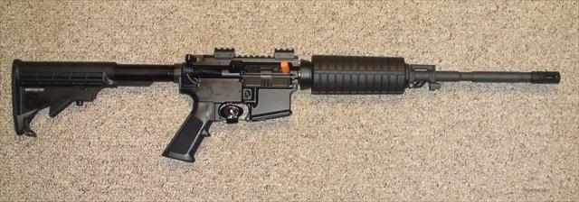 Bushmaster .223 ORC