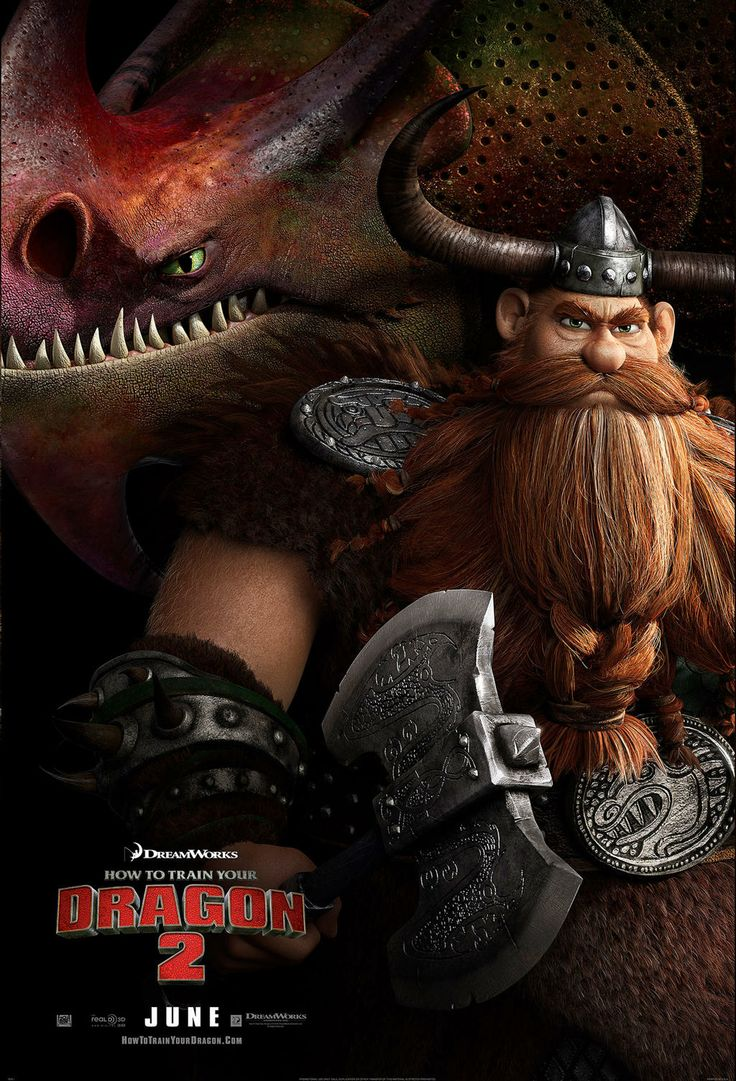 June 19th 2014 9:58 PM // had a good laugh throughout the movie :)) and a great pick for a Father's Day Weekend!  // How To Train Your Dragon 2