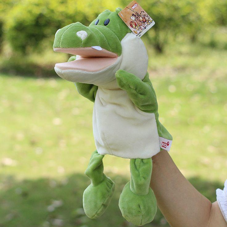 Crocodilo Brinquedos Fantoches de Mão Animal de Pelúcia Fantoche Boneca Pai Filho Jogos Interativos Brinquedos Melhor presente de Aniversário Presentes de Natal Brinquedo em Fantoches de Brinquedos Hobbies & no AliExpress.com | Alibaba Group