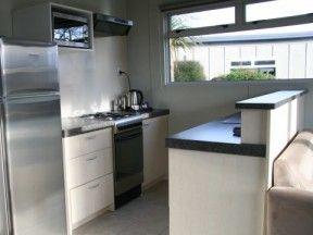 Taupo Accommodation - Lodge Kitchen