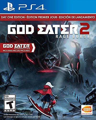God Eater 2: Rage Burst - PlayStation 4 Day 1 Edition
