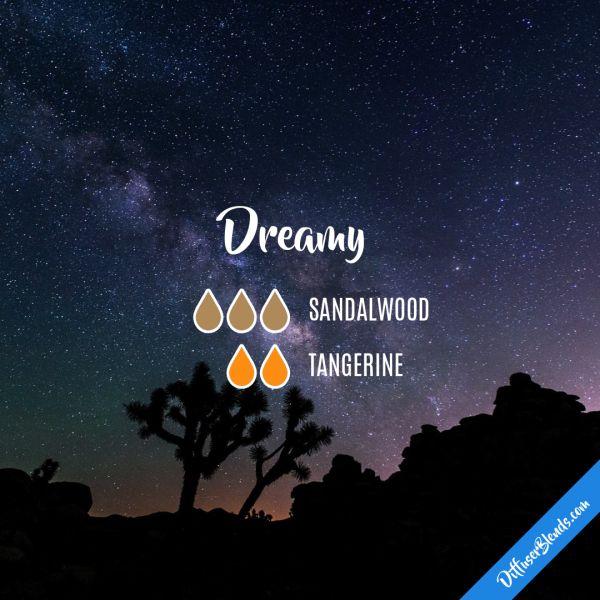 Dreamy - Essential Oil Diffuser Blend