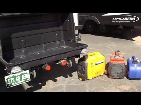 GearDeck & Landing Gear for RV's & Travel Trailers - YouTube