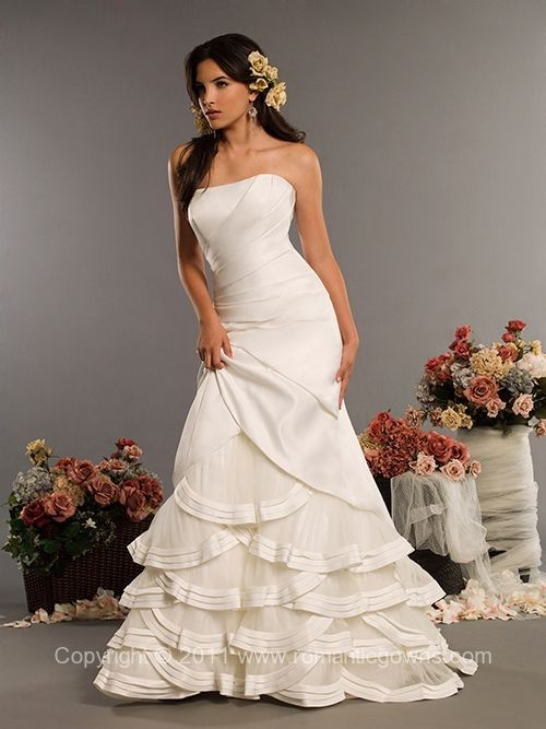 Mexican Wedding Dress, I can actually see this on you :)