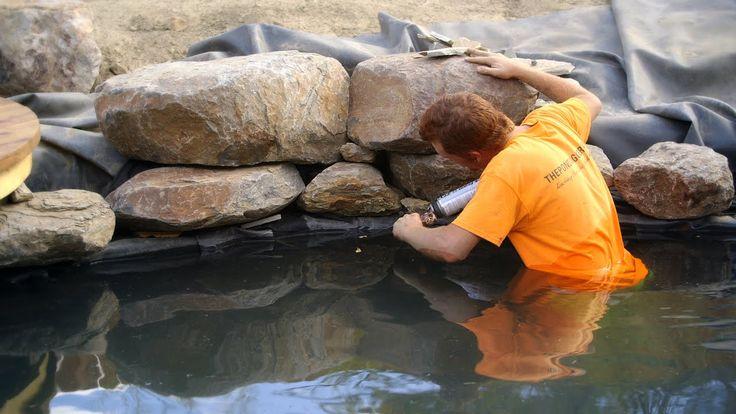 96 best koi ponds images on pinterest koi ponds pond for Koi pond builders near me