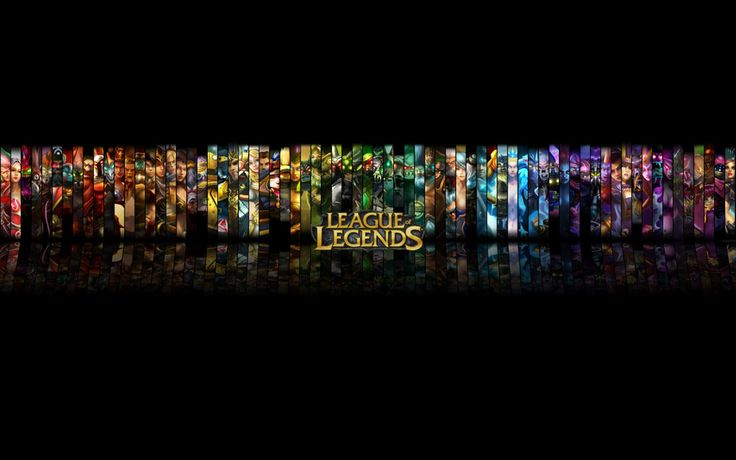 League Of Legends Game Wallpapers