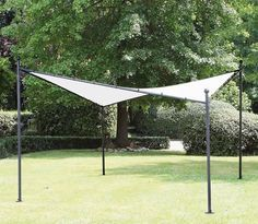die besten 25 gartenpavillon metall ideen auf pinterest pergola metall metallschuppen und. Black Bedroom Furniture Sets. Home Design Ideas