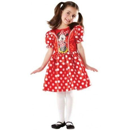 Déguisement Minnie Mouse fille Disney