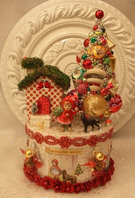 Ms Bingles Vintage Christmas
