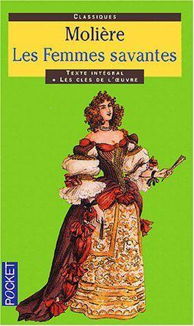 Molière les femmes savantes