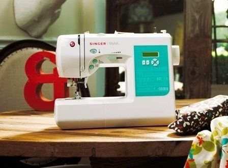 Singer 7258 stylist is a smart and powerful sewing machine perfectly designed to enrich your sewing experience. Examine each and every feature of Singer 7258 stylist and you'll find genius at work, making any day spent sewing with Singer 7258 a good day