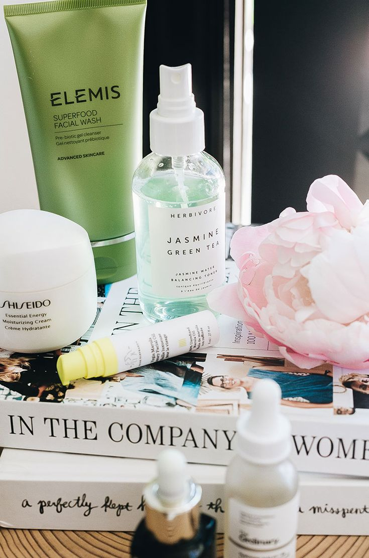 My Night Time Skincare Routine With Images Skin Care Routine