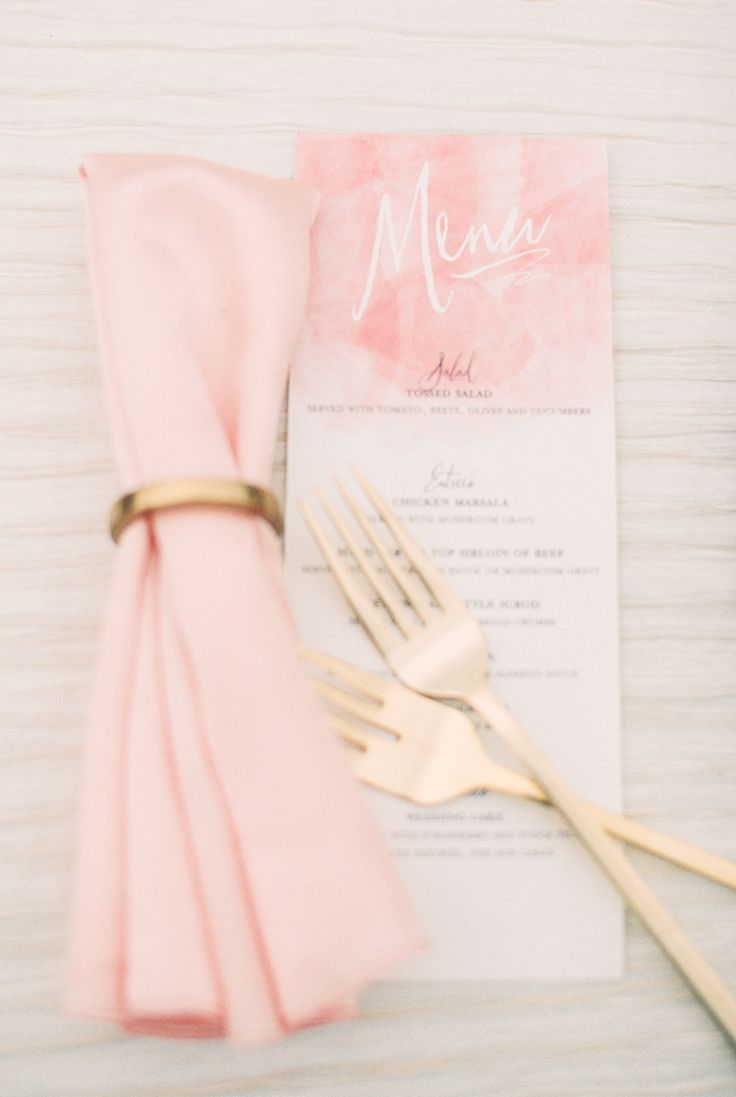 """View entire slideshow: A """"Blushing"""" Bride on http://www.stylemepretty.com/collection/2127/"""