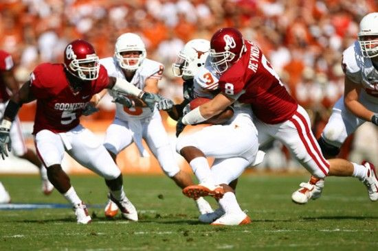 Chelsea's four-step Guide to conquering the OU - Texas Weekend