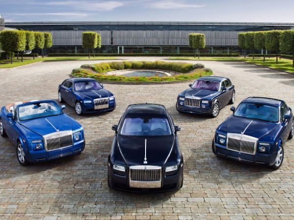 Rolls Royce Seriously Considering Building SUVs