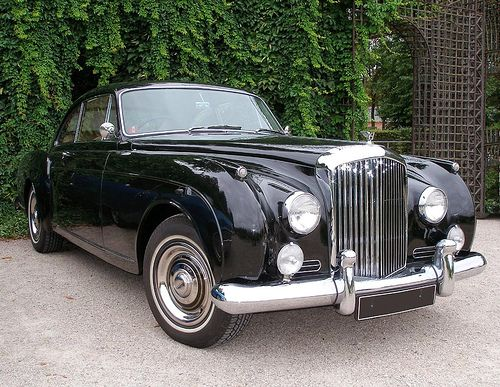 1954 Bentley R-Type Continental Fastback Coupe
