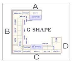 G Shaped Kitchen Layouts best 20+ g shaped kitchen ideas on pinterest | u shape kitchen, i