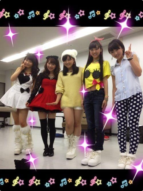 Riho Sayashi, Ayumi Michishige, Kanon Suzuki, Haruna Ikubo, Haruka Kudo #MorningMusume