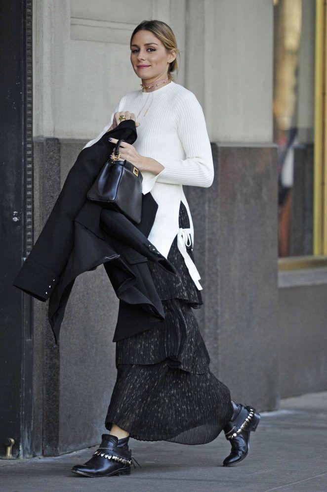 Olivia Palermo - November 2016