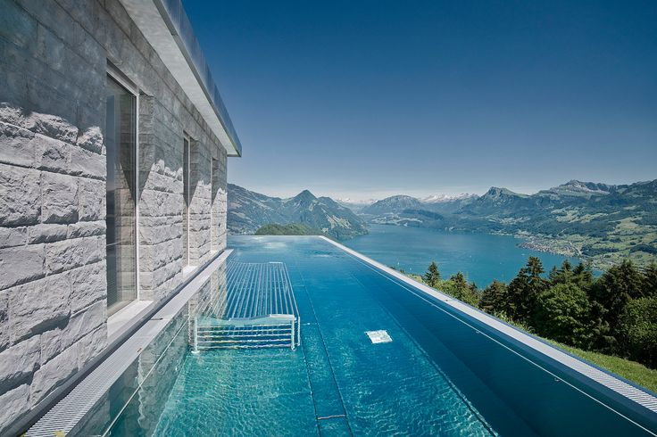Central Switzerland.