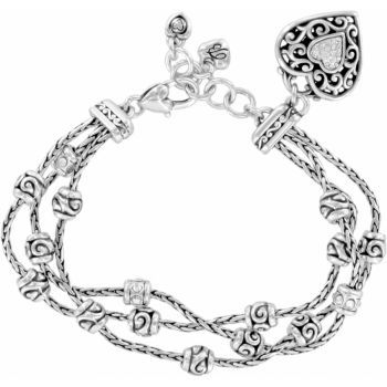 I have a sickness/fondness for charm bracelet.  I don't own one, but it is intentional...I don't think I'd have control.  Brighton