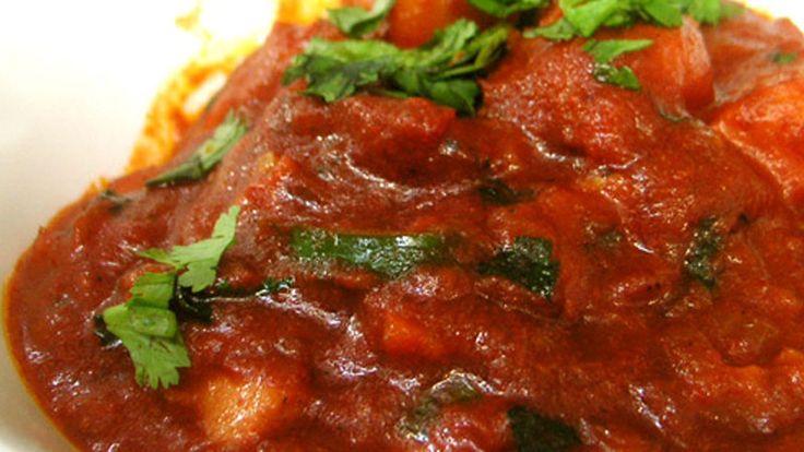 how to make chicken vindaloo recipe