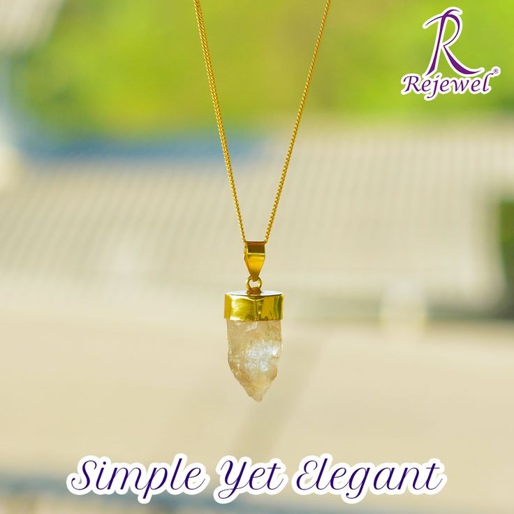 An elegant, Point Down Arrow Pendant Simple Necklace from a gold plated chain.                                                                                                                             Arrows have strong symbolism, and wearing this beautiful arrow pendant is sure to make you feel powerful. Arrows are said to represent flight or travel, direction, swiftness, power, and knowledge. Channel these traits by using this simple and fun arrow pendant in your jewelry designs.