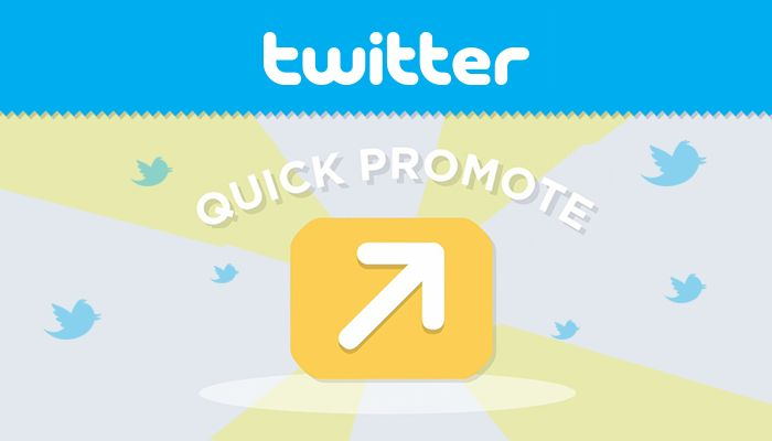 """Twitter Launches New """"Quick Promote"""" Tool Aimed at SMBs"""