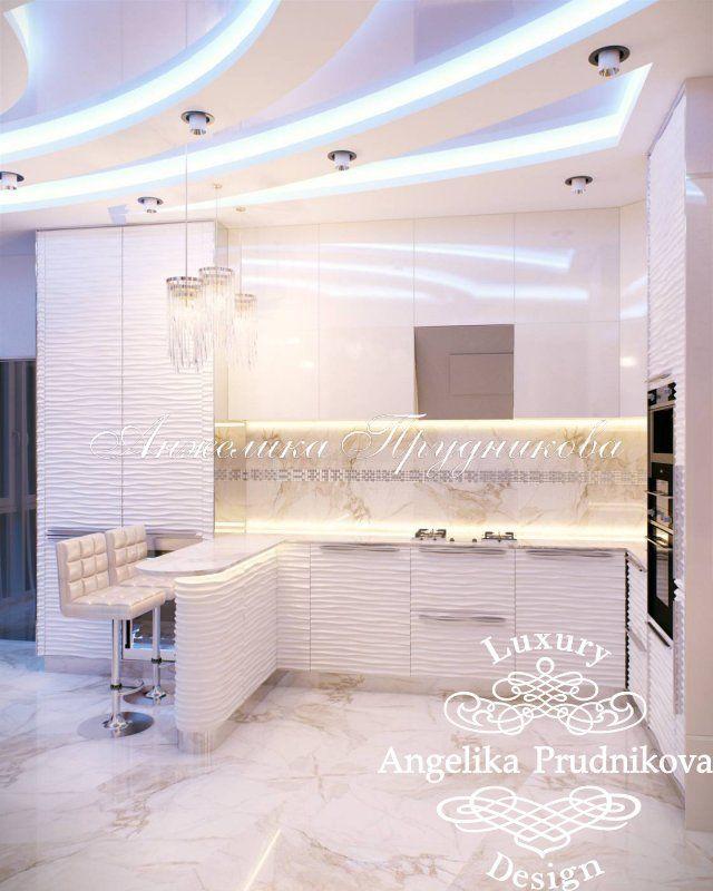 36 best Дизайн интерьера квартиры в стиле модерн в ЖК Айвазовский ...