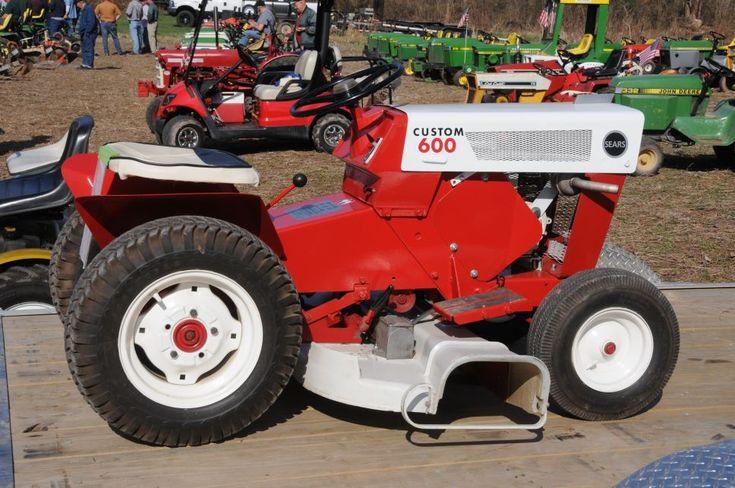 Custom Garden Tractor Wheels : Best images about beau tracteur on pinterest john