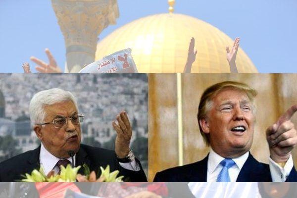 Abbas Tulis Surat ke Trump Agar Tidak Pindahkan Kedutaan AS ke Yerusalem