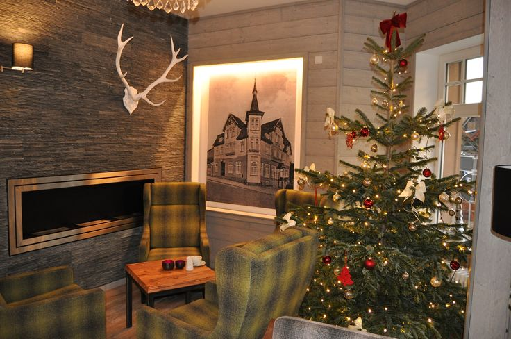 #Christmas Time at the #Design #Hotel Viktoria #Braunlage ❄️