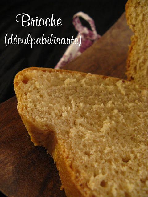 Brioche sans beurre & à la compote de pomme & purée d'amande