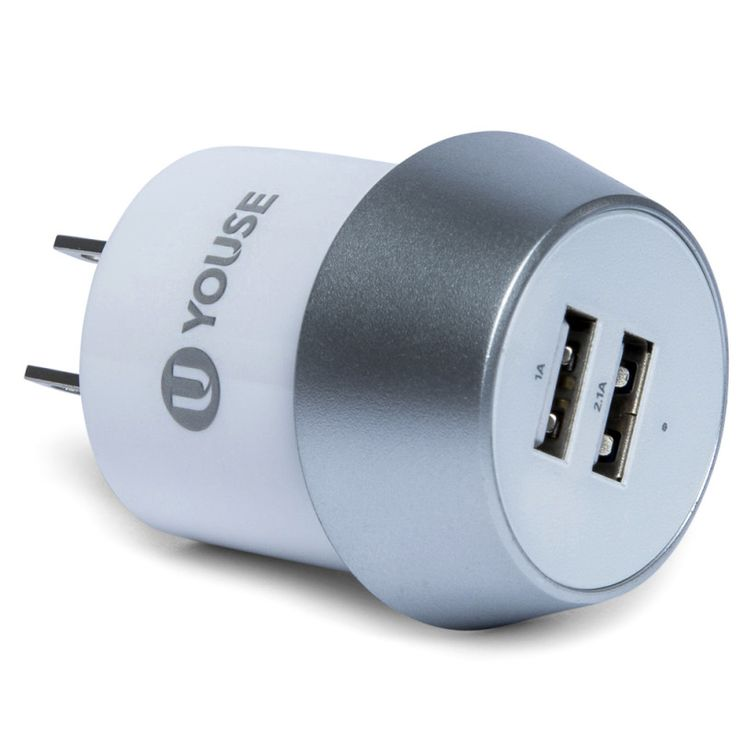youse dual usb wall charger five below wall charger on usb wall charger id=74203